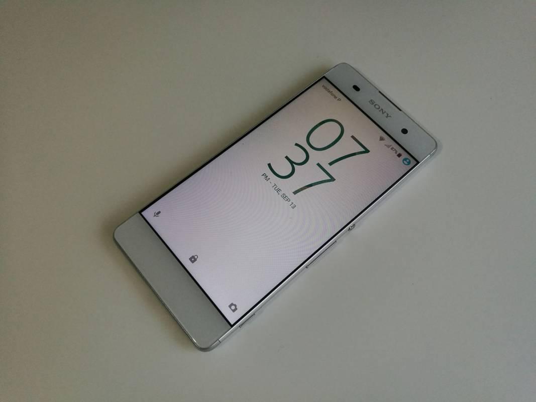 sony-xperia-xa-screensaver