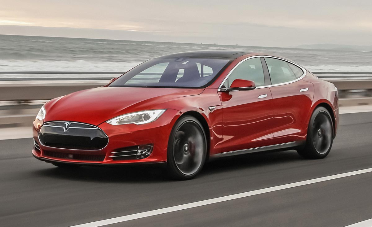 Tesla bateu recorde de entregas no primeiro trimestre de 2017
