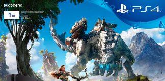 PlayStation 4 Horizon Zero Dawn