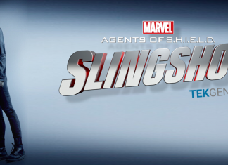 Agents of S.H.I.E.L.D.: Slingshot series Yo-Yo Marvel