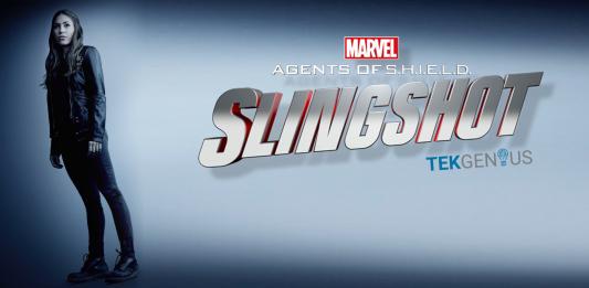 Agents of S.H.I.E.L.D.: Slingshot series Yo-Yo Marvel