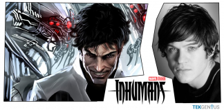 Iwan Rheon Maximus Marvels Inhumans