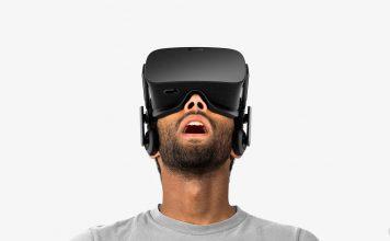 ecrãs VR Oculus Rift