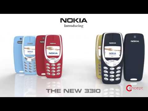 O Nokia 3310 está de volta! E não vem sozinho