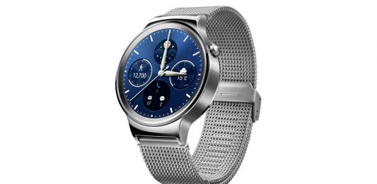 Huawei watch Android Wear 2.0