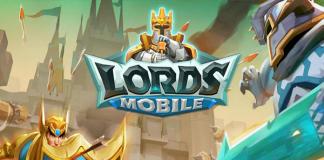 Lords Mobile guia caça monstros (monster hunt guide) português com imagens