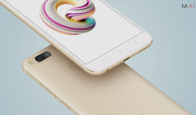 Primeiro Android puro da Xiaomi, Mi A1 é revelado