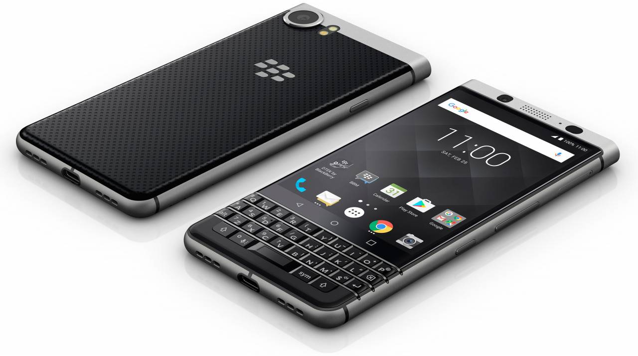 Sucessor do BlackBerry KEYone: Geekbench confirma especificações