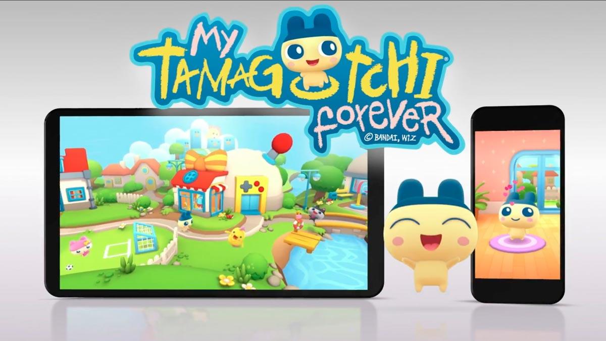 Tamagotchi vai virar aplicativo para iOS e Android