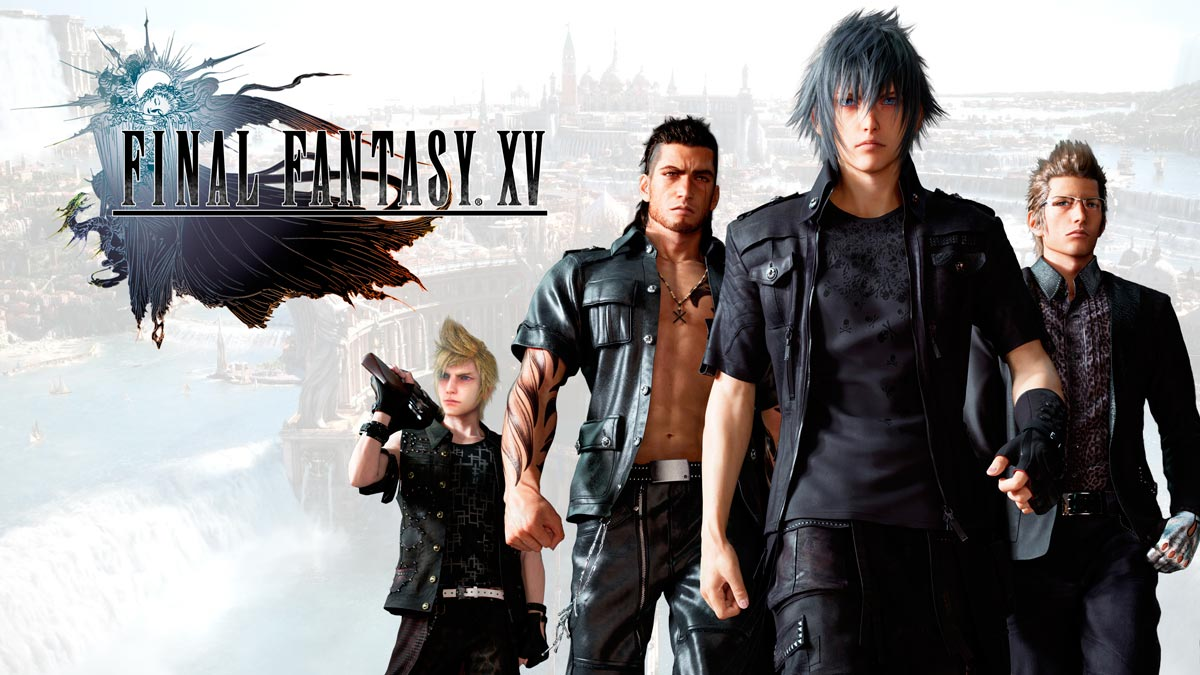 Final Fantasy XV com cross-play entre PC e Xbox One