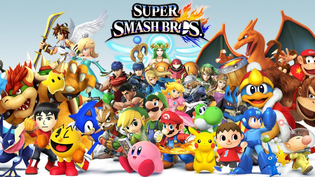 Super Smash Bros. para Nintendo Switch terá campeonato durante E3 2018