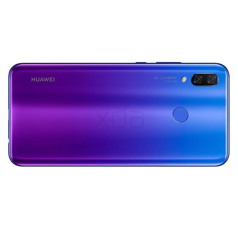 Lançamento Especificações Melhor: Huawei Nova 3: Especificações Vazadas Mostram O Melhor